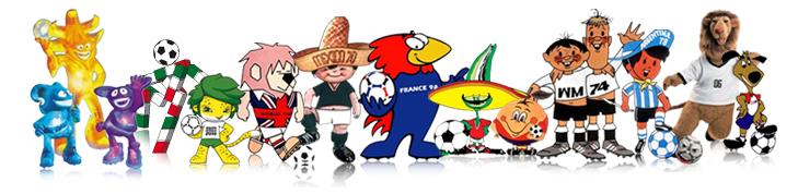 FIFA World Cup Mascots
