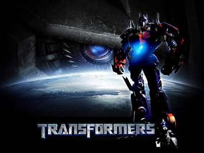 Transformers PowerPoint templates