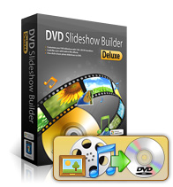 DVD SlideShow Builder Box