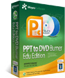 PPT to DVD Burner Edu Edition
