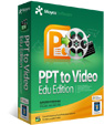 PPT to Video Converter Edu Edition