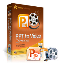 PPT to Video Converter Moyea boxshot