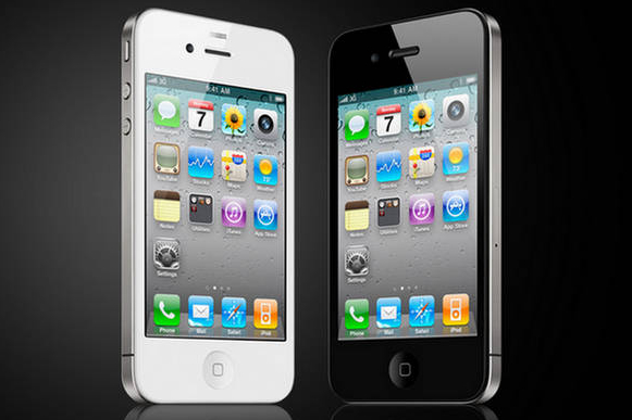 PowerPoint to iPhone 4: iPhone 4