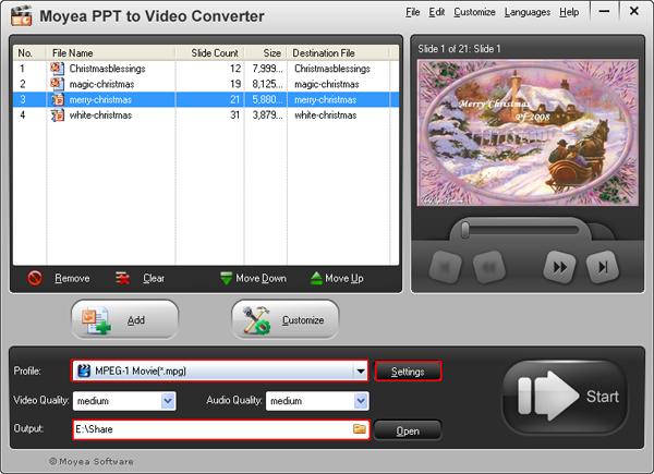 Ppt to flv converter