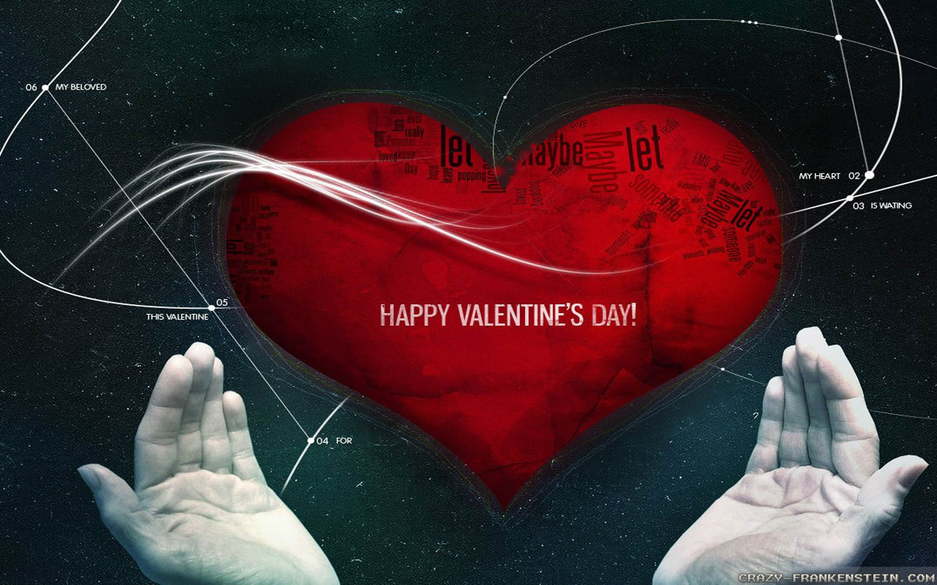 free valentine's day powerpoint backgrounds download