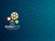 Free UEFA EURO 2012 PowerPoint template 1