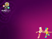 Free UEFA EURO 2012 PowerPoint template 5
