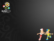 Free UEFA EURO 2012 PowerPoint template 9