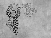 Fools Day livres abril