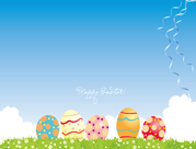 Free easter powerpoint templates download free ppt templates for easter template 4 toneelgroepblik Image collections