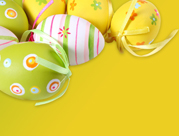 Free easter powerpoint templates download free ppt templates for easter template 5 toneelgroepblik Image collections