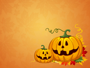Free Halloween PowerPoint template 11