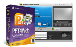 PPT to Flash Converter - convert powreopint to flash video