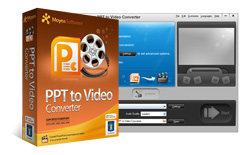 PPT to Video Converter - convert PowerPoint to video